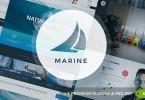دانلود رایگان قالب چند منظوره وردپرس Marine مارین
