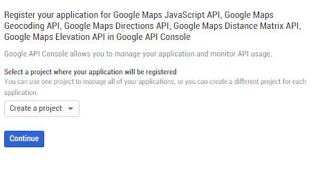 عدم نمایش گوگل مپ در سایت وردپرس